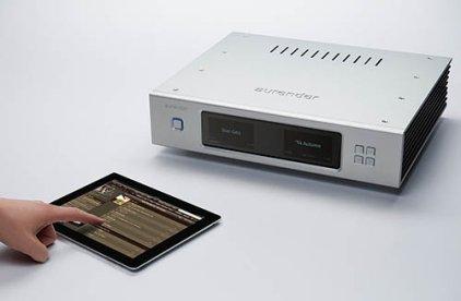 Сетевой музыкальный сервер Aurender W20 silver