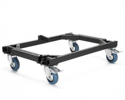 Кейс RCF KART HDL10 Тележка с колесами для транспортировки 4-х HDL10