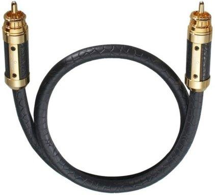 Кабель межблочный аудио Oehlbach 13826 RCA-RCA 1m