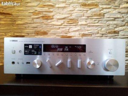 Стереоресивер Yamaha R-N500 silver