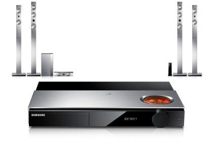 Домашний кинотеатр в одной коробке Samsung HT-F9750W