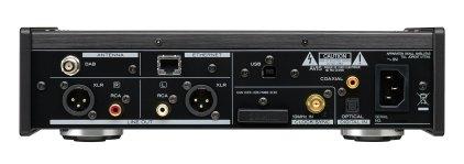 Сетевой аудио проигрыватель Teac NT-503 silver