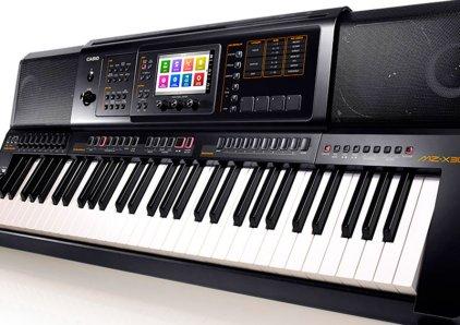 Клавишный инструмент Casio MZ-X300