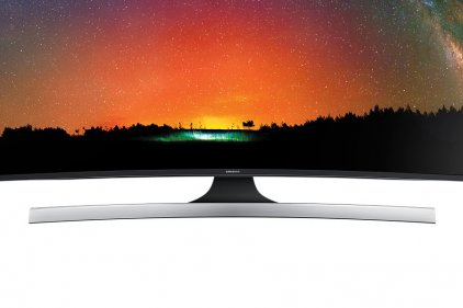 LED телевизор Samsung UE-48JS8500T