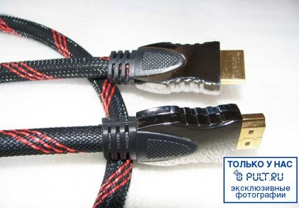 Кабель межблочный видео MT-Power HDMI 2.0 Diamond 0.8m