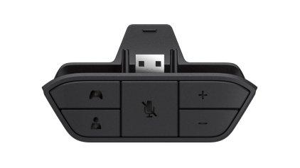 Адаптер стереогарнитуры Microsoft Xbox One stereo adapter