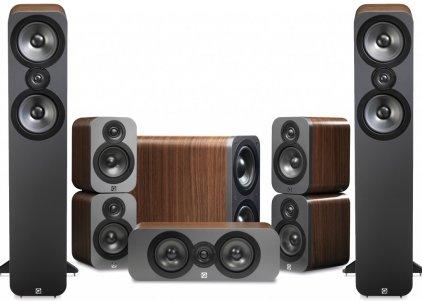 Полочная акустика Q-Acoustics Q3020 walnut