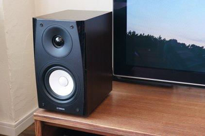 Полочная акустика Yamaha NS-BP182 brown