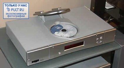 CD проигрыватель Rega Apollo silver