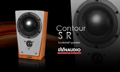 Акустическая система Dynaudio Contour SR maple