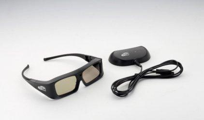 Набор из 4 активных 3D очков и эмиттера SIM2 VISUS RF 4