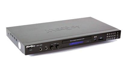 Караоке плеер MadBoy MFP-1000 + DVD-диск 500 любимых песен