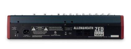 Микшер Allen&Heath ZED60-14FX