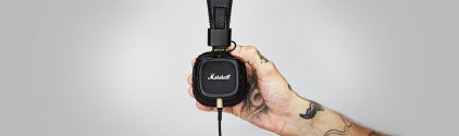 Наушники MARSHALL Major II black