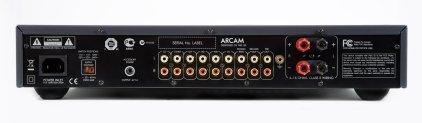 Интегральный усилитель Arcam FMJ A19 black