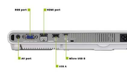 Проектор Casio XJ-A257