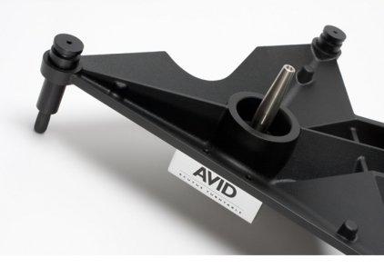 Проигрыватель винила Avid HiFi Sequel SP silver