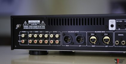 Предусилитель (стерео) Rotel RC-1570 silver