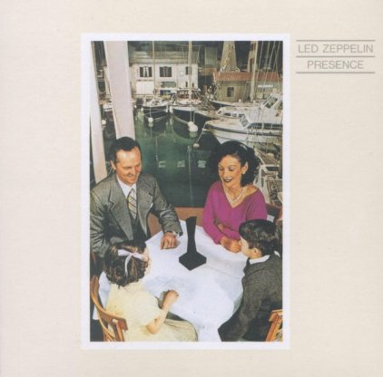 Виниловая пластинка Led Zeppelin PRESENCE (Deluxe Edition/Remastered/180 Gram/Tri-fold sleeve)