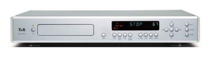 DVD проигрыватель T+A SADV 1250R HD alu silver