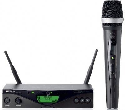 Радиосистема AKG WMS470 VOCAL SET C5 BD8 (570-601)
