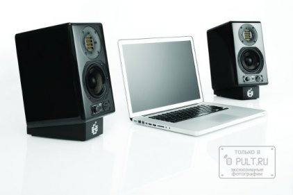Полочная акустика Adam Audio ARTIST 3 black gloss
