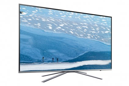 LED телевизор Samsung UE-43KU6400