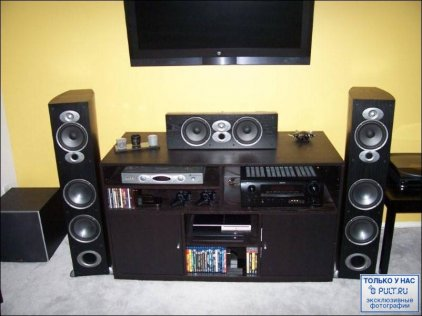 Акустическая система Polk audio RTi A7 blk