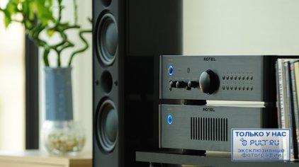 Усилитель звука Rotel RMB-1512 black