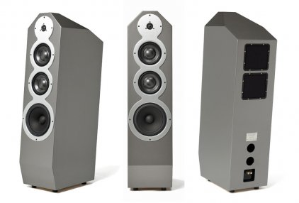 Напольная акустика EgglestonWorks The Nine Signature Speakers Charcoal Gray