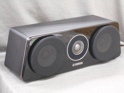 Центральный канал Yamaha NS-C500 black