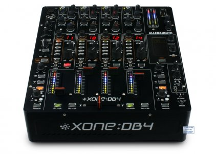 Микшер Allen&Heath XONE:DB4