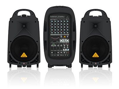 Звукоусилительный комплект Behringer PPA2000BT