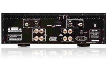 Усилитель звука Rotel RB-1582 MKII silver