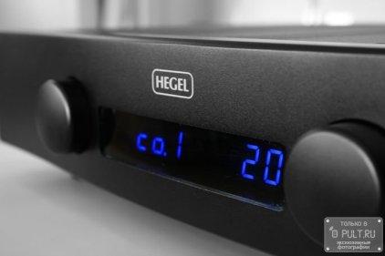 Интегральный усилитель Hegel H80 black