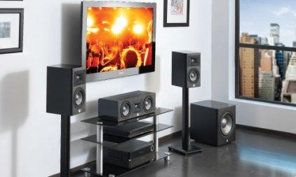 Центральный канал JBL Studio 225C brown (STUDIO225CBRN)