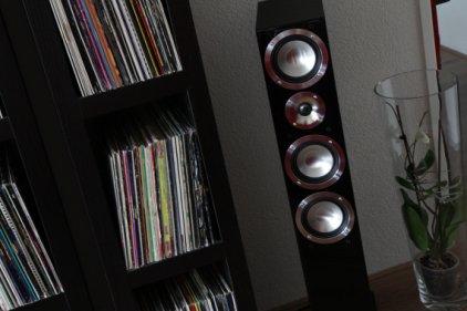 Напольная акустика Canton Chrono 508.2 DC black