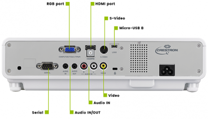 Проектор Casio XJ-M151