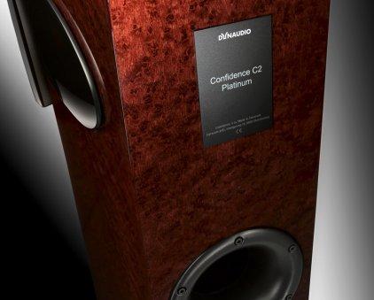 Напольная акустика Dynaudio Confidence C2 Platinum rosewood laquer