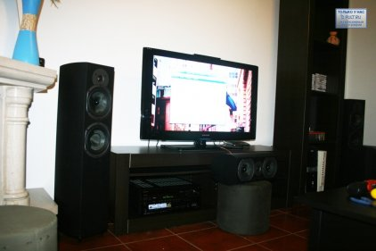 Wharfedale Diamond 9.5 blackwood