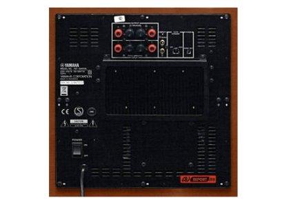 Сабвуфер Yamaha YST-SW515 black