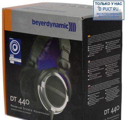 Наушники Beyerdynamic DT 440