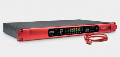 ЦАП/АЦП FOCUSRITE RedNet MP8R
