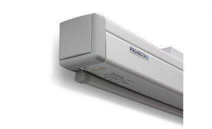 "Экран Projecta Compact Electrol 228x300 см (143"") Matte White с эл/приводом 4:3 (10100087)"