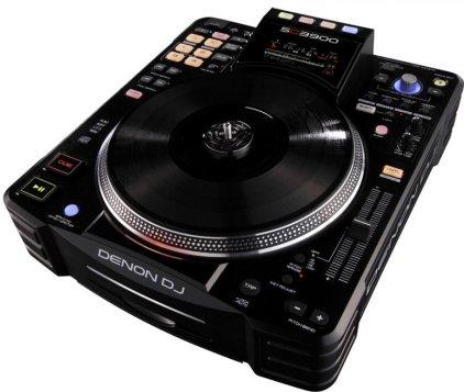 DJ-проигрыватель Denon DN-SC3900