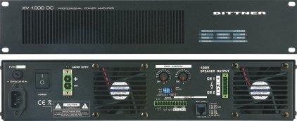 Усилитель мощности Bittner XV1000 DC