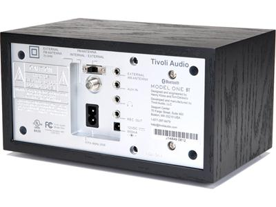 Радиоприемник Tivoli Audio Model One BT black/black-silver (M1BTBBS)
