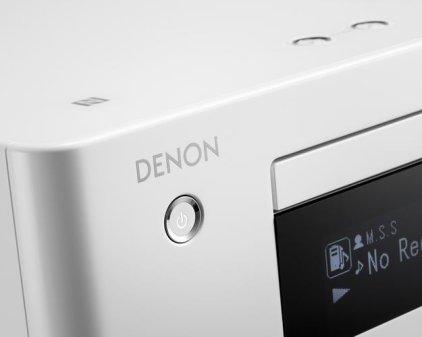 CD ресивер Denon RCD-N9 white