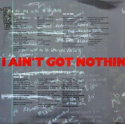 Виниловая пластинка Blur THINK TANK (180 Gram)