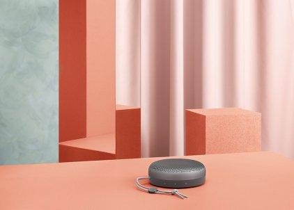 Портативная акустика Bang & Olufsen BeoPlay A1 charcoal sand